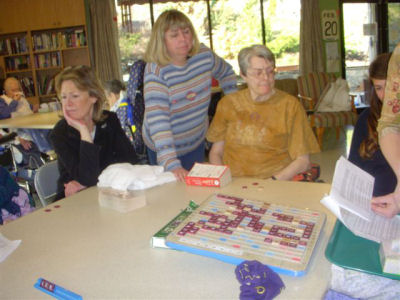 Extended Care Scrabble Tournament